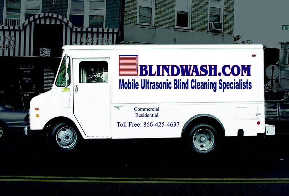Blind Wash: New York, NY