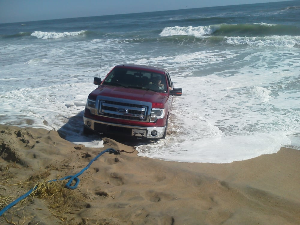 OBX Towing: Avon, NC
