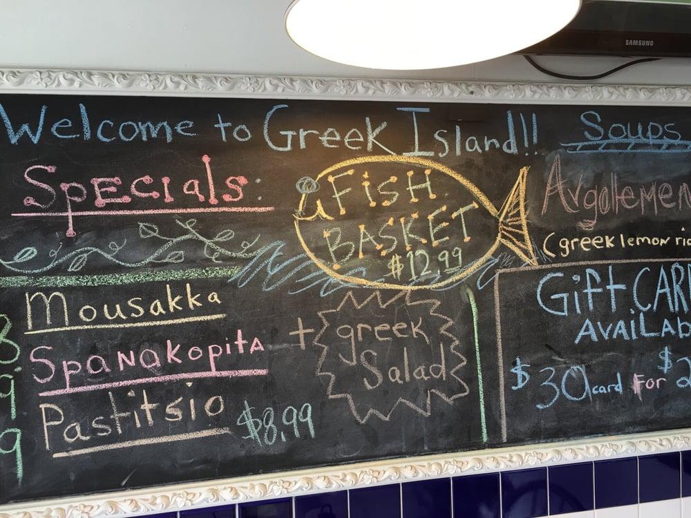 Greek Island Restaurant Naples Fl