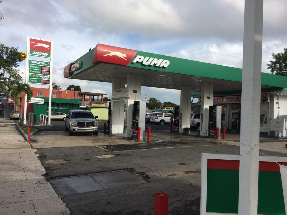 Puma Georgetti: Calle Georgetti 3, Caguas, PR