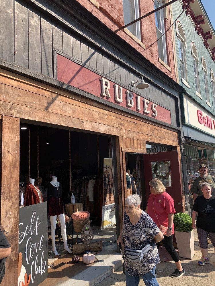 Rubies: 116 W Ohio St, Rockville, IN