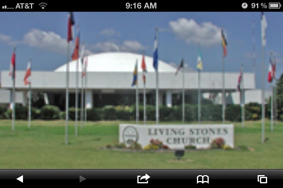 Living Stones Church: 1407 Victory Ln, Alvin, TX