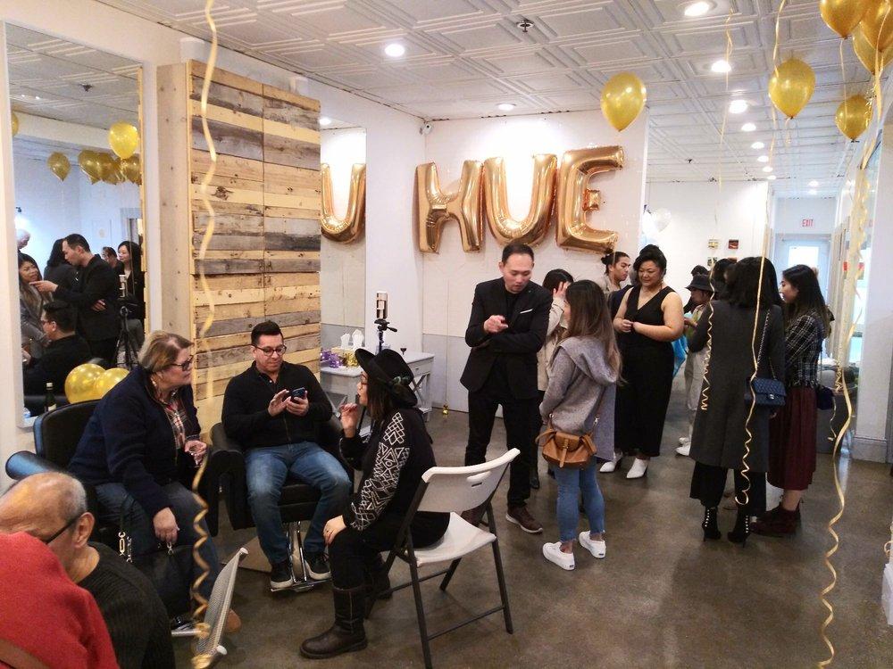 Hue Hair Salon: 1712 Fillmore St, San Francisco, CA