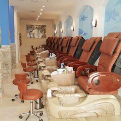 Ocean Nails & Spa 18 s Nail Salons 277 Buddy Ganem Dr