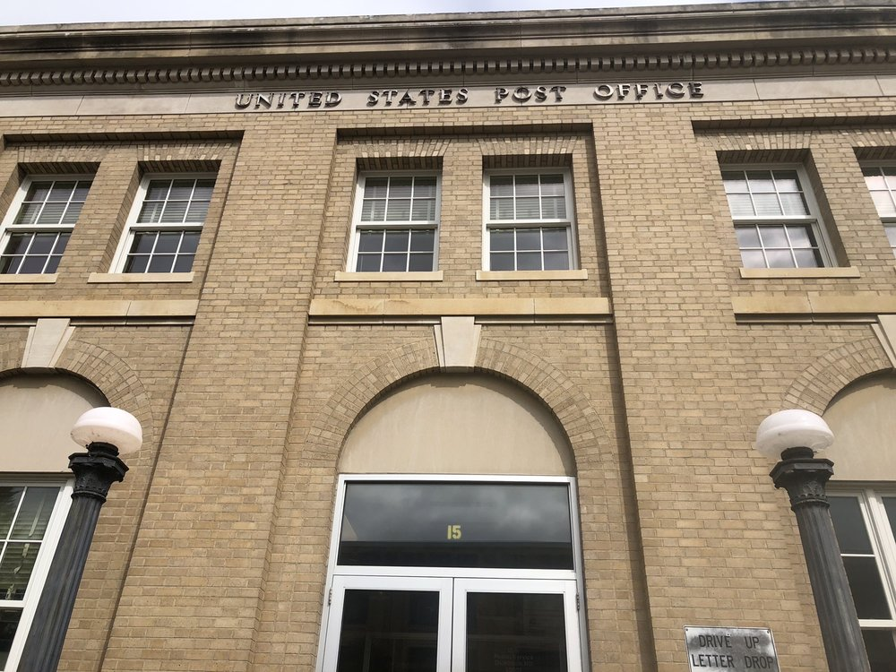 US Post Office: 15 1St St E, Dickinson, ND