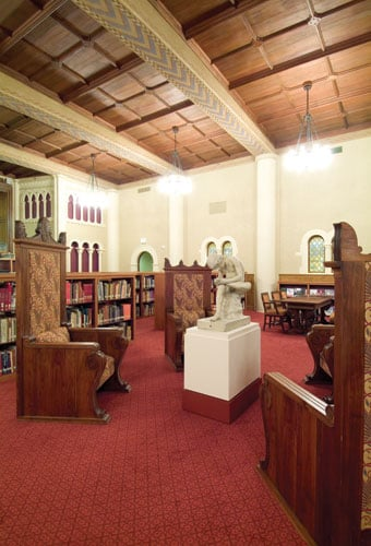Crumpacker Family Library: 1219 SW Park Ave, Portland, OR