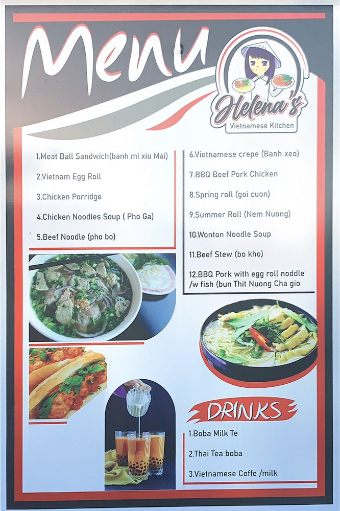 Helena's Vietnamese Kitchen: 2400 N Sierra Hwy, Bishop, CA