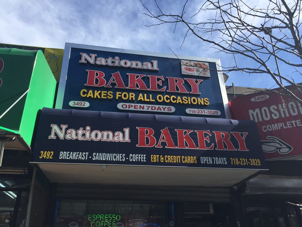 Bakeries that accept ebt