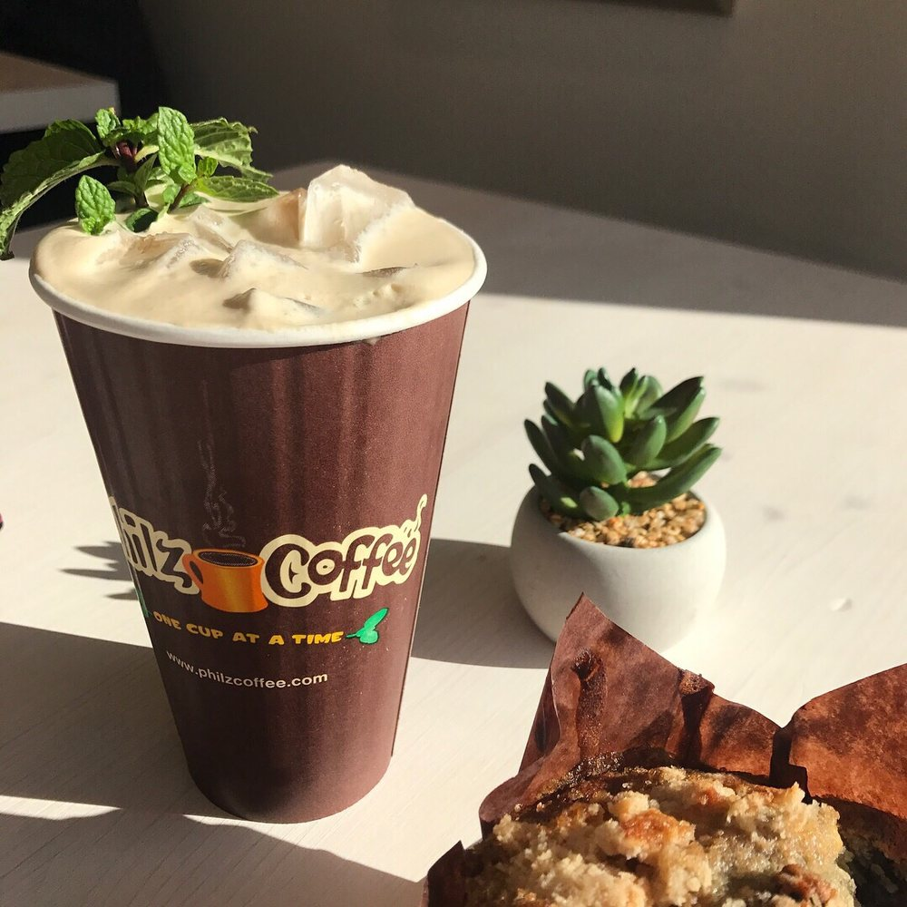 Image result for philz coffee mint mojito