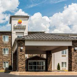 Photo Of Comfort Inn Suites Hannibal Mo United States