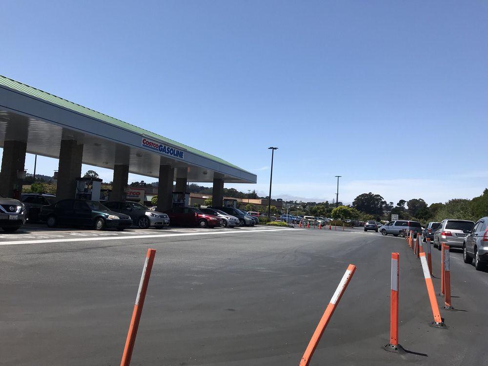 Costco Gas Station: 1600 El Camino Real, South San Francisco, CA