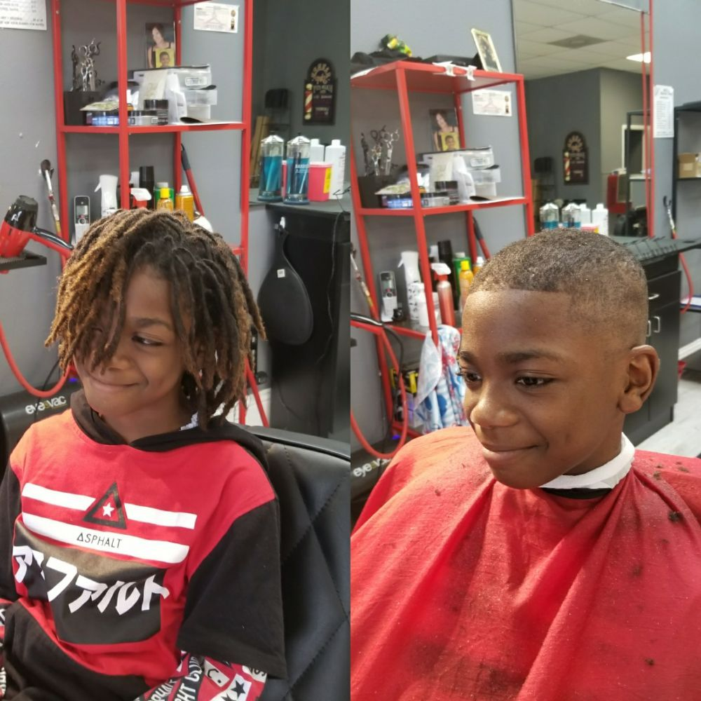 MDL's Barber Shop: 1021 E County Rd, Lakeland, FL