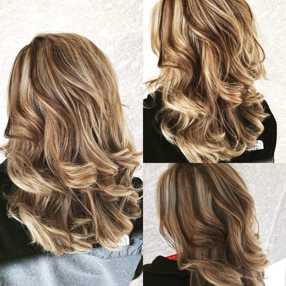Infinitis Hair Salon And Spa 14 Photos 11 Reviews Hair Salons