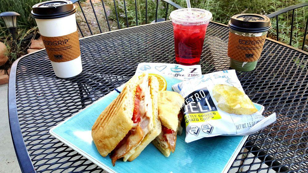 Cafe Soleil: 205 Zion Park Blvd, Springdale, UT