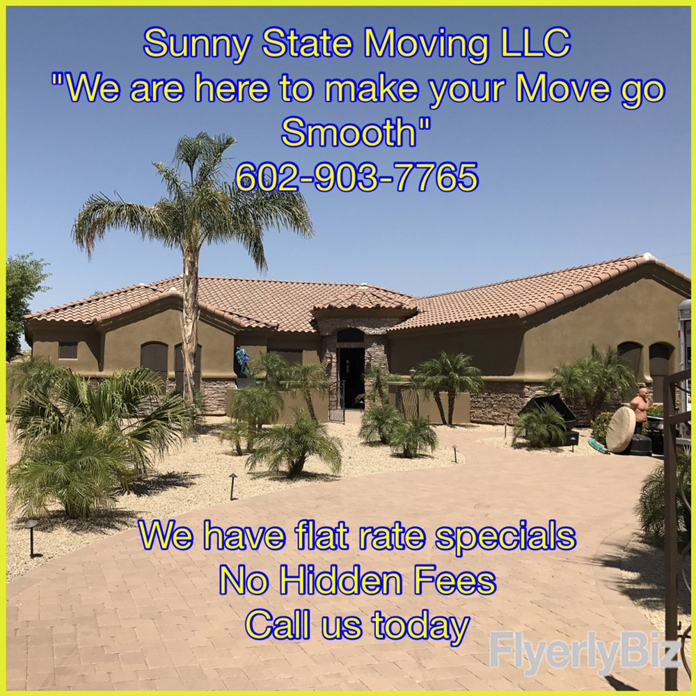 Sunny State Moving