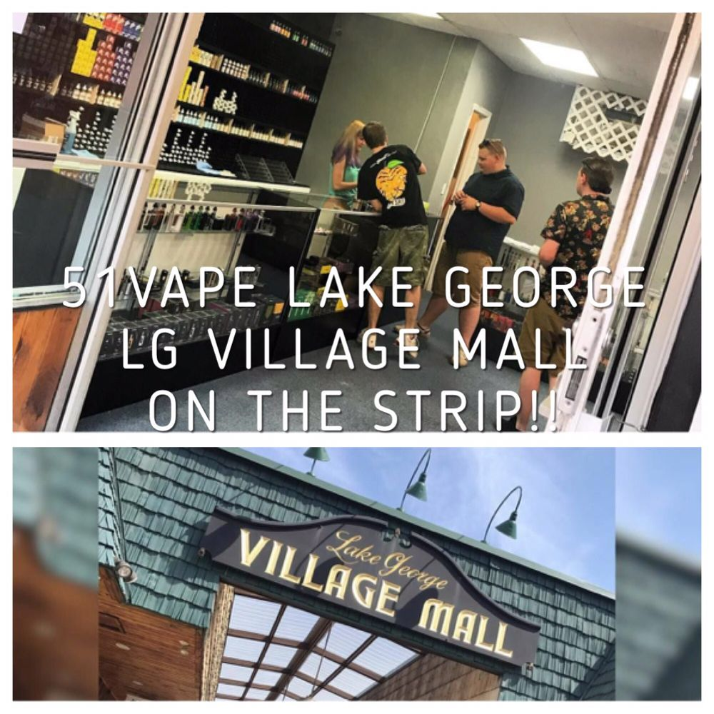 51vape: 724 Loudon Rd, Latham, NY