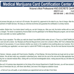 Photo of Medical Marijuana Card Arizona Center - Scottsdale, AZ, United States. About