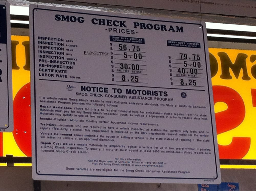 Smog Check Prices Near Me >> Smog Check Price Best Upcoming Car Release 2020