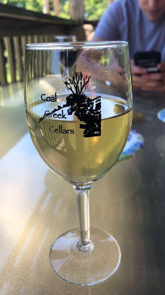 Coal Creek Cellars Winery: 3573 W US Hwy 136, Crawfordsville, IN