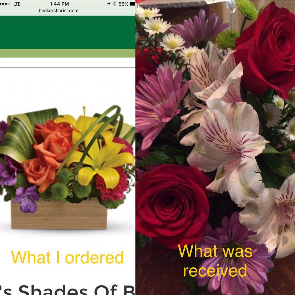 Becker's Florist & Greenhouse: 6 Mulberry, Cambridge City, IN