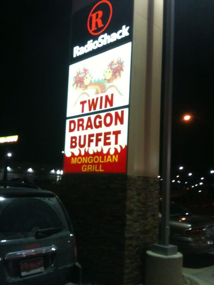 Twin Dragon Buffet: 3711 6th Ave SE, Aberdeen, SD