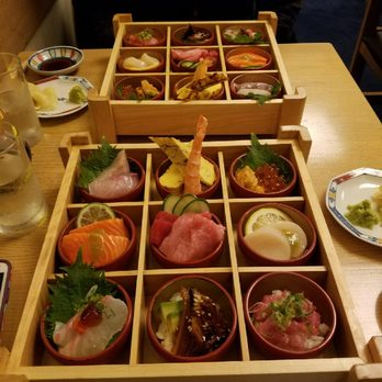Hatsuhana sushi restaurant order food online 1439 for Where to buy sushi grade fish nyc
