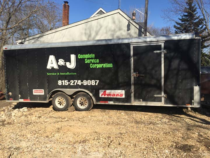 A & J Complete Service: 18475 Kentville Rd, Tiskilwa, IL