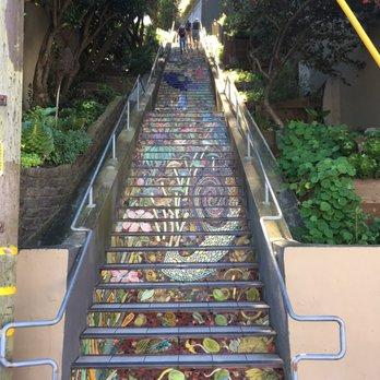 Photo Of Hidden Garden Steps   San Francisco, CA, United States. Beautiful