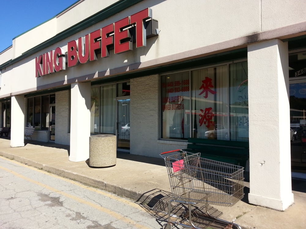 King Restaurant: 348 W Main Rd, Conneaut, OH