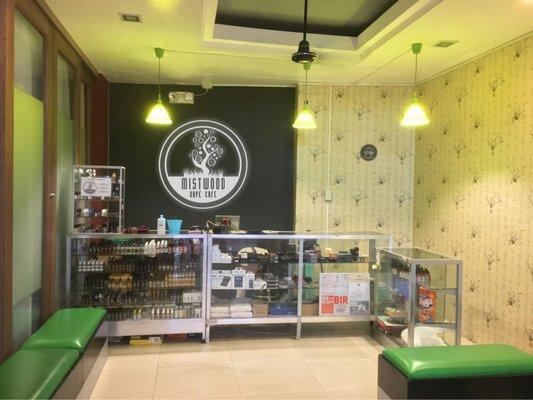 Mistwood Vape Cafe Vape Shops E Rodriguez Jr Avenue Quezon