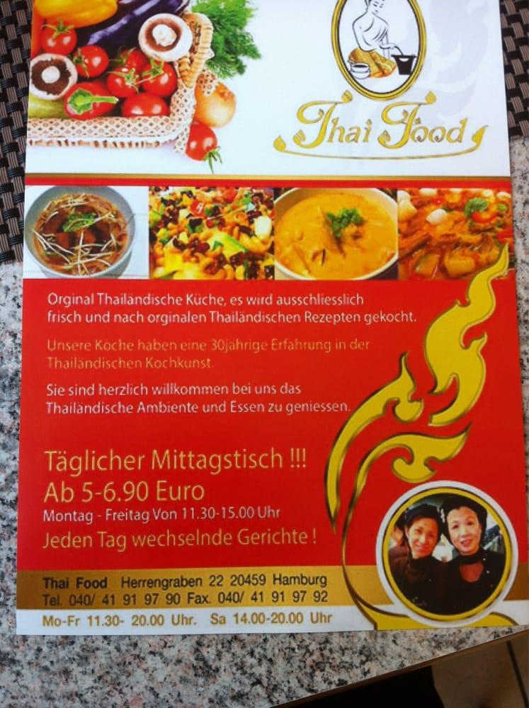 Thai food 20 photos 13 reviews thai herrengraben for 22 thai cuisine yelp
