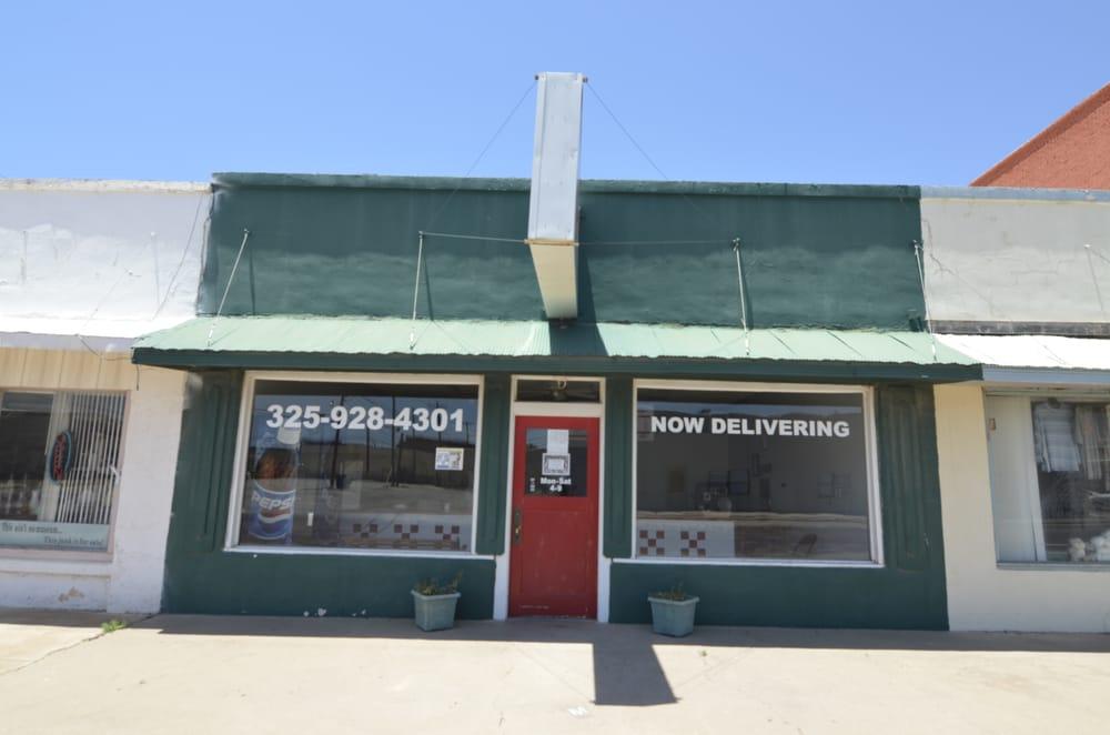 Pizza Pro: 131 Kent St, Merkel, TX