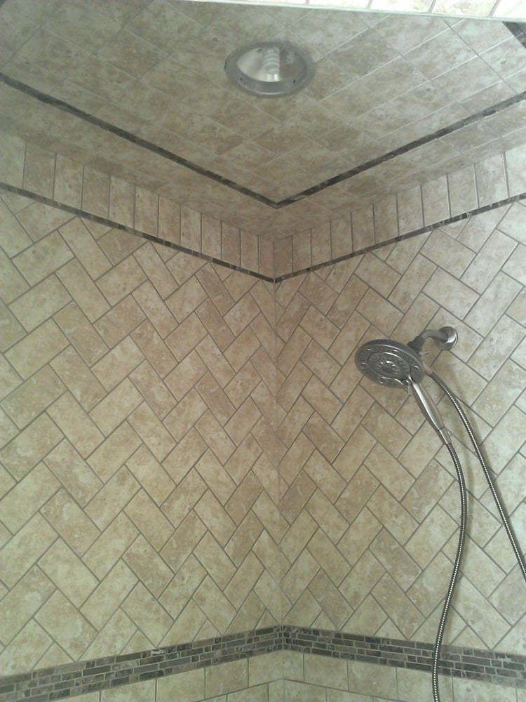 Delighted 12X12 Floor Tiles Huge 2 X 6 Glass Subway Tile Flat 24X24 Floor Tile 3X6 Beveled Subway Tile Young 4 1 4 X 4 1 4 Ceramic Tile Soft4 X 12 White Ceramic Subway Tile 3x6 Travertine Subway Tiles Done In A Herringbone Pattern. The ..
