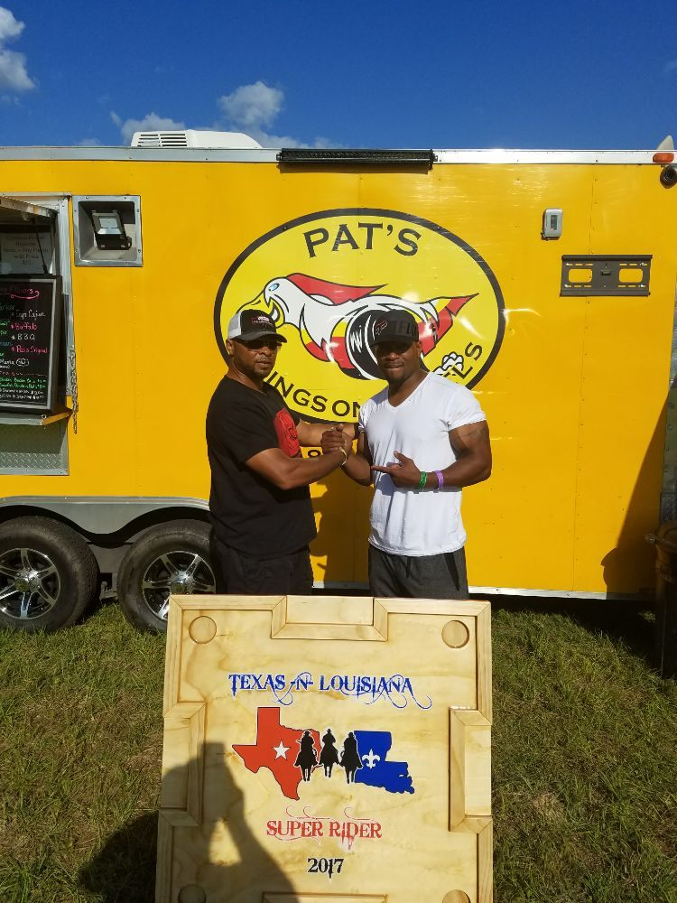 Pat's Wings on Wheels: 3618 Lyons Ave, Houston, TX