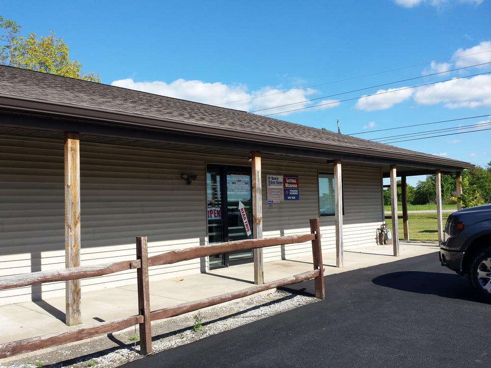 Bob's Gun Shop & Indoor Shooting Range: 8470 Edinboro Rd, Mc Kean, PA