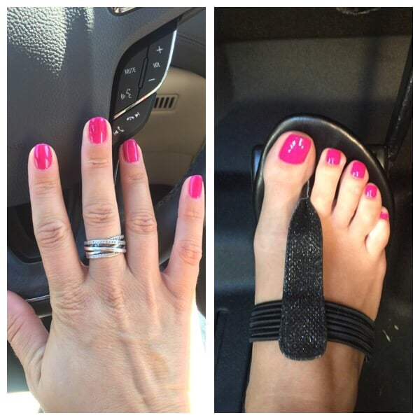 happy ending massage at nail salon Cleveland, Ohio