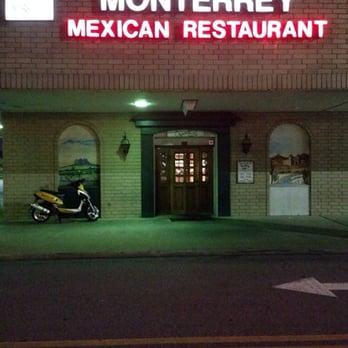 Monterrey Mexican Restaurant Fayetteville Nc