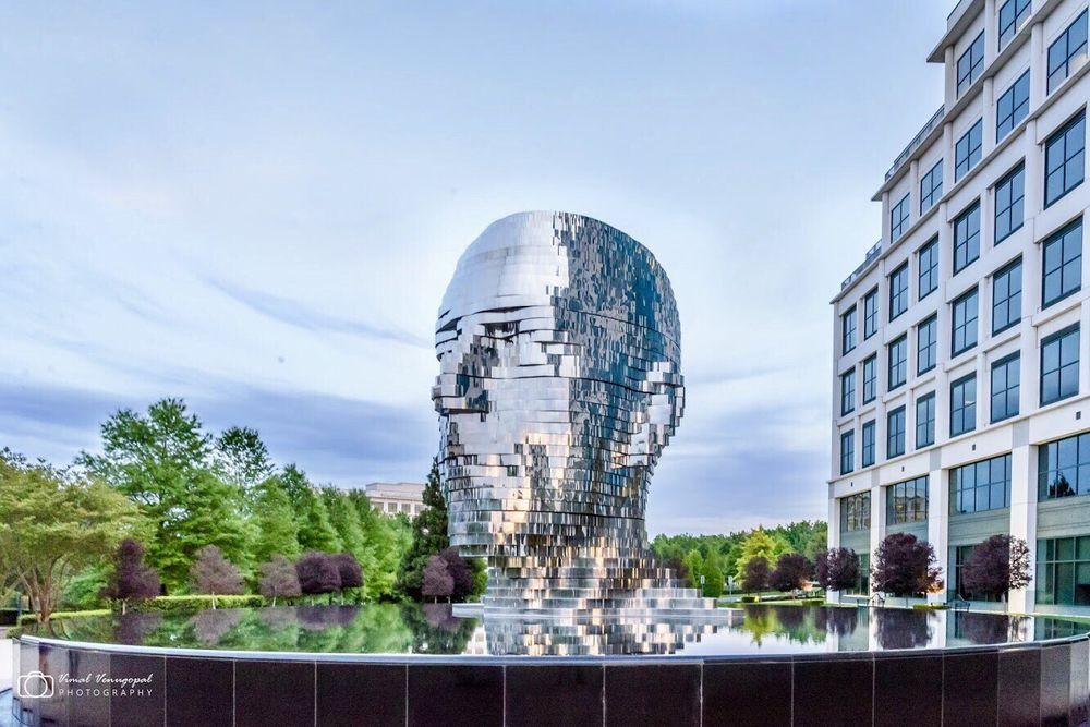 Metalmorphosis - Giant Head