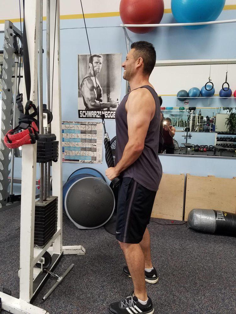 Anatoliy G Elman Fitness