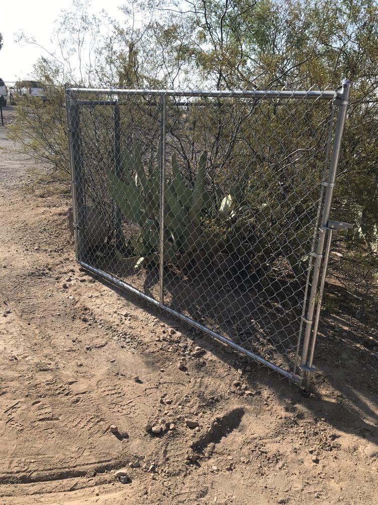 J & J Fence: 1799 S Park Ave, Tucson, AZ