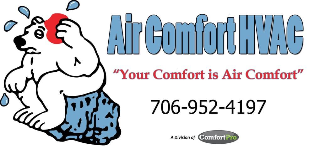 Air Comfort HVAC: 11 S Commerce Dr, Ringgold, GA