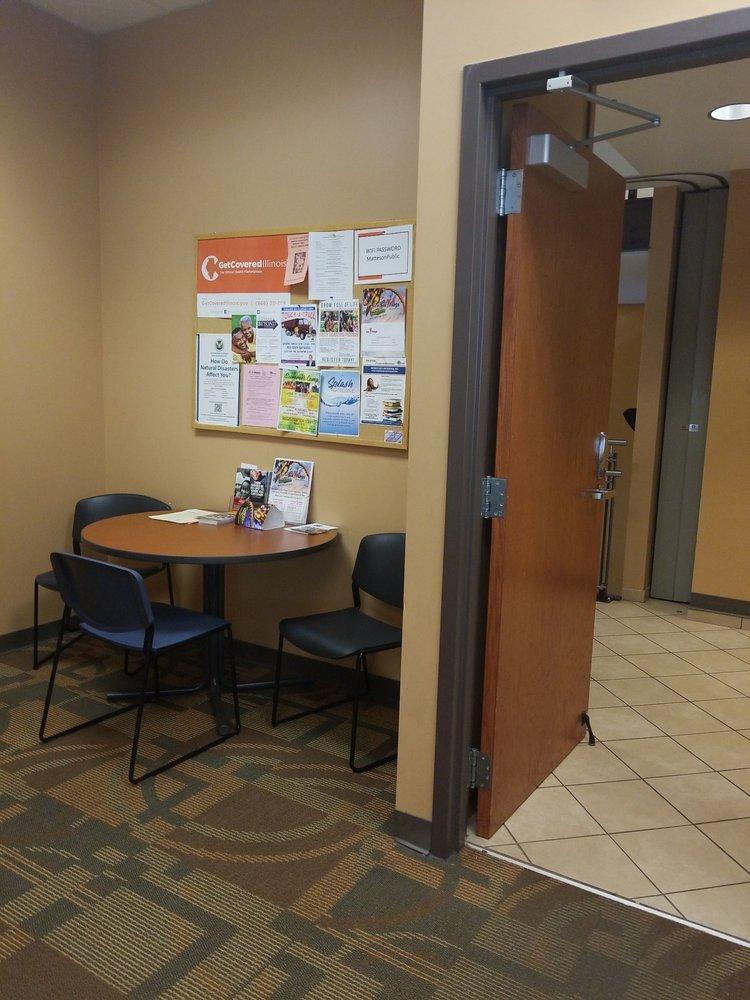 Matteson Community Center: 20642 Matteson Ave, Matteson, IL