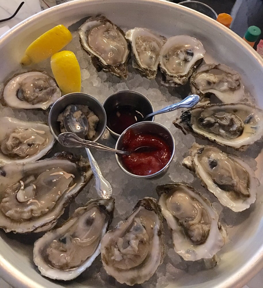 $1 oyster happy hour - Yelp