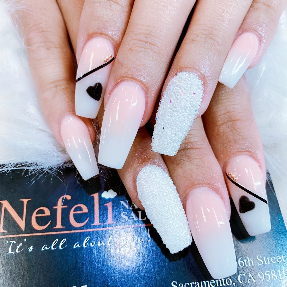 Nefeli Nail Salon: 713 56th St, Sacramento, CA