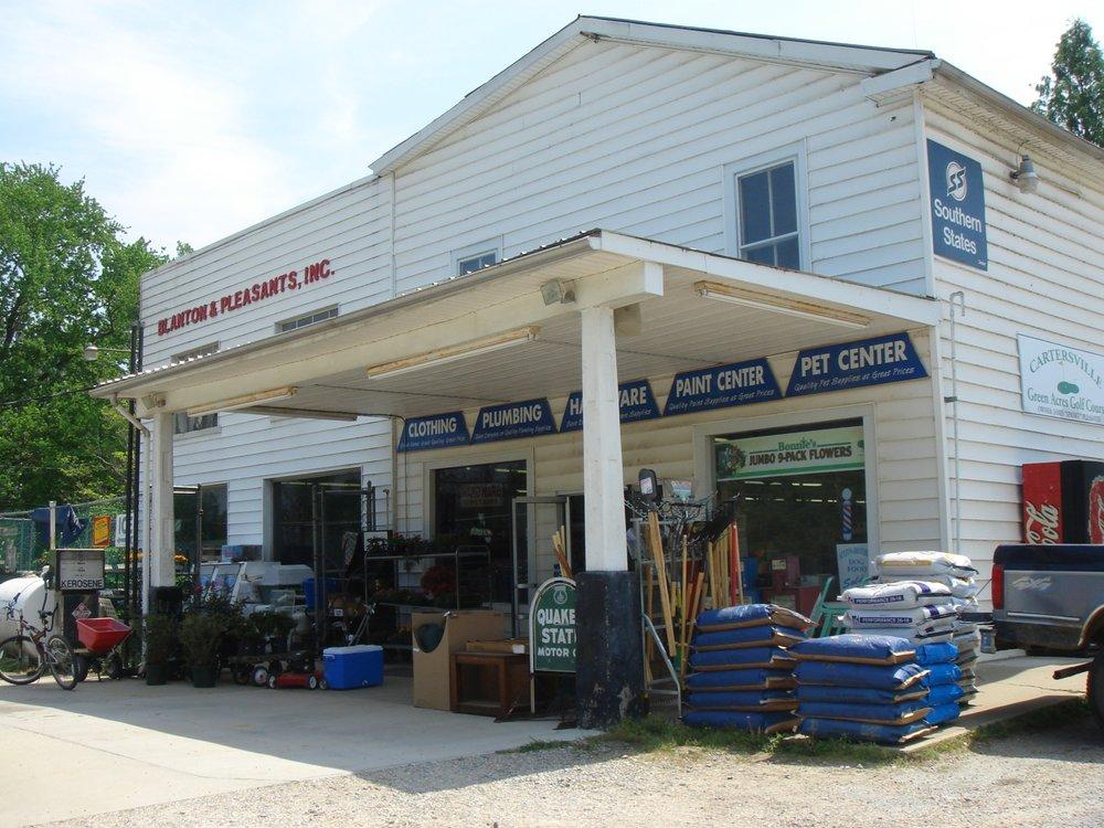 Blanton & Pleasants: 2308 Cartersville Rd, Cartersville, VA