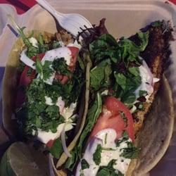 ... Po Boy - Austin, TX, United States. Delicious blackened catfish tacos