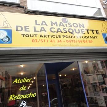 La maison de la casquette couture retouches rue de flandre 28 b da - Magasin de la maison ...