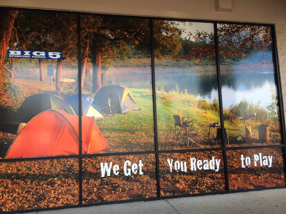 Big 5 Sporting Goods: 1025 SW 1st Ave, Canby, OR