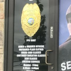 Sintex Security Services - Security Services - 501 Bangs Ave