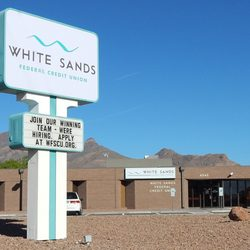 White Sands Federal Credit Union Banks Credit Unions 2755 N